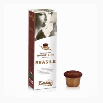 CAFFITALY MONORIGINE BRASILE SPECIAL EDITION