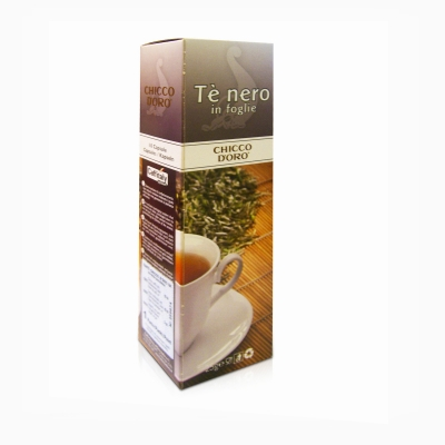 CAFFITALY TEA NERO