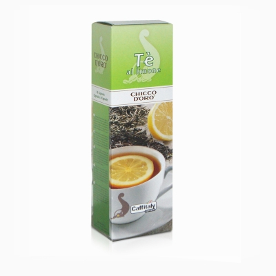 CAFFITALY TEA AL LIMONE