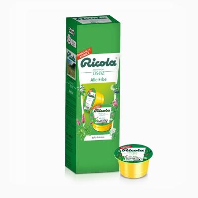 CAFFITALY RICOLA TISANA ALLE ERBE SVIZZERE