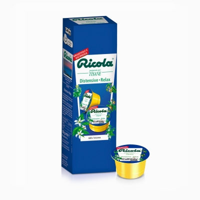CAFFITALY RICOLA TISANA DISTENSIVE - RELAX