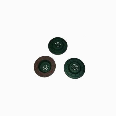 Confezione 3 dischi feltro per PL 510/11